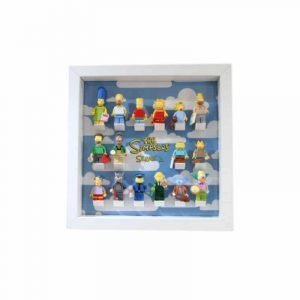 Simpsons Series  Central Acrylic Display Frame