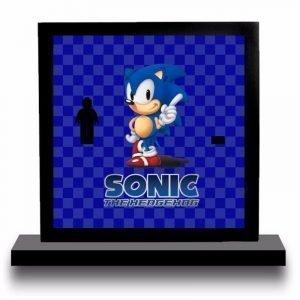 Sonic Frame Display Mount Acrylic Insert