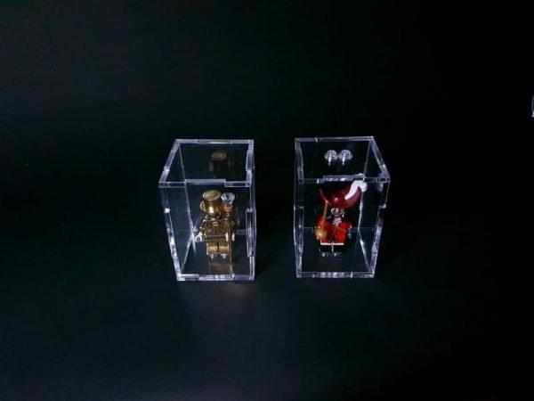 Stackable Mini Figure Case