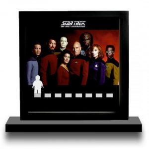 Star Trek Acrylic Minifigure Display