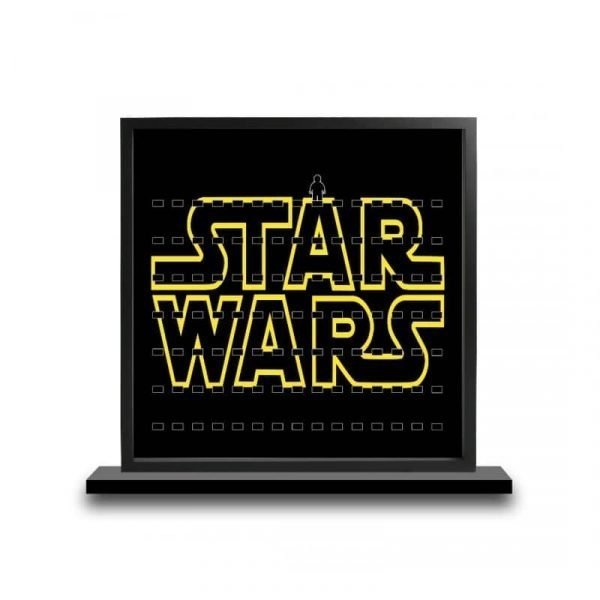 Star Wars Blackcm Acrylic Minifigure Insert