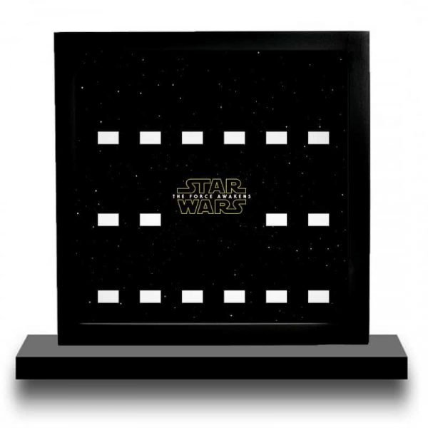 Star Wars Force Awakens Frame Display Mount Acrylic Insert