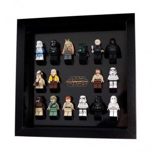 Starwars On Black Display Mount Acrylic Insert