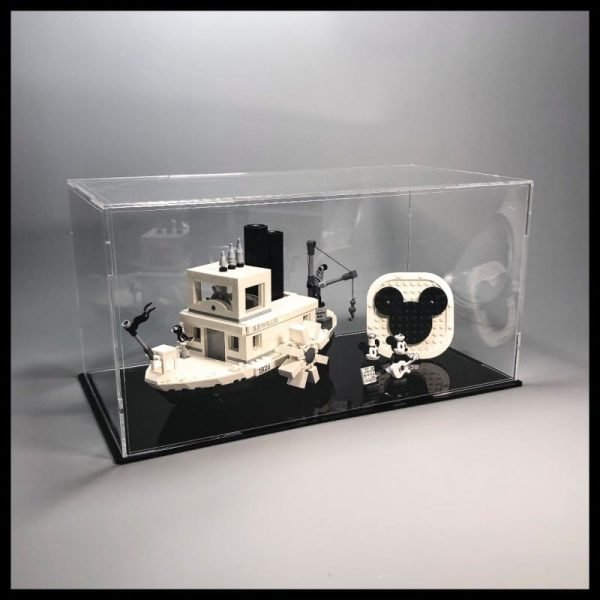 Steam Boat Willy Acrylic Display Case