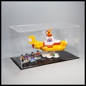 The Beatles Acrylic Display Case