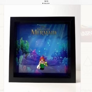The Little Mermaid Acrylic Display Frame