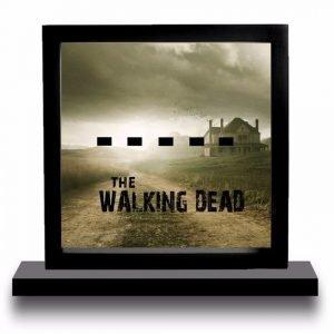 Walking Dead Acrylic Display Frame