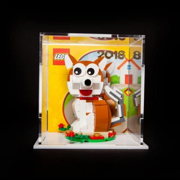 Year Of The Dog Acrylic Display Case